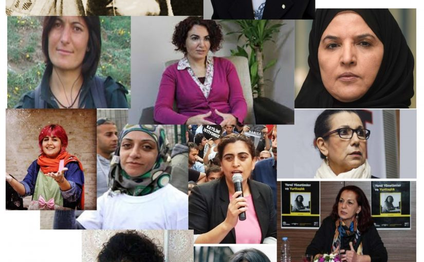 Campaign in Solidarity with Feminist Political Prisoners in the Middle East and North Africa